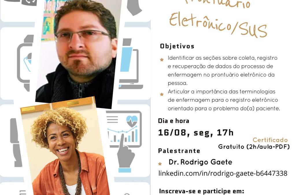 Transformação Digital da Saúde: Prontuário Eletrônico